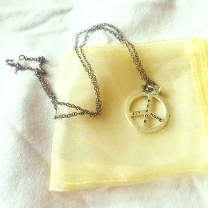 Jewelry - Peace Necklace